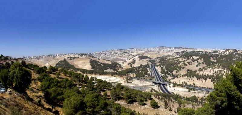 Иерусалим. Фотография А. Кучерского