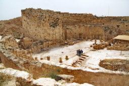 В окрестностях Иерусалима: Иродион