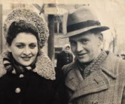Родители Татьяны Лившиц