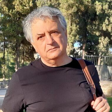 Михаил Вайскопф, Иерусалим